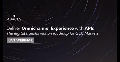 Deliver Omnichannel Experience with 							APIs