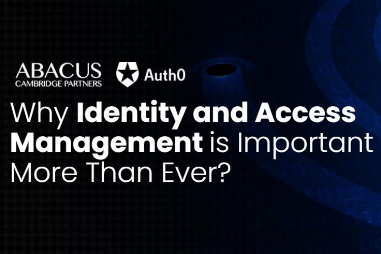 Why Identity and Access Management is Important More Than Ever?